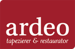 ardeo - tapezierer & restaurator Logo